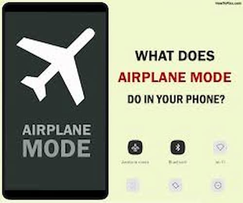 Airplane Mode Do in Your Android